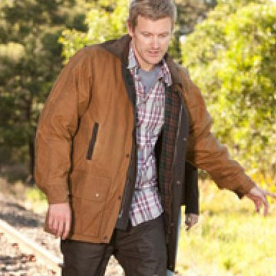 Burke & Wills            model Darwin- De comfortabele outdoorjas